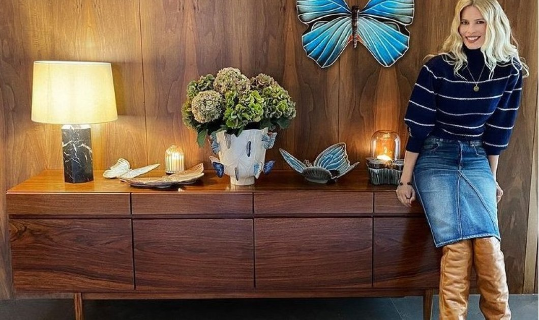 Ποιος είναι ο αγαπημένος σχεδιαστής της Κλόντια Σίφερ ; - Ήταν η μούσα του & έμειναν φίλοι μέχρι το τέλος της ζωής του (φώτο) - Κυρίως Φωτογραφία - Gallery - Video
