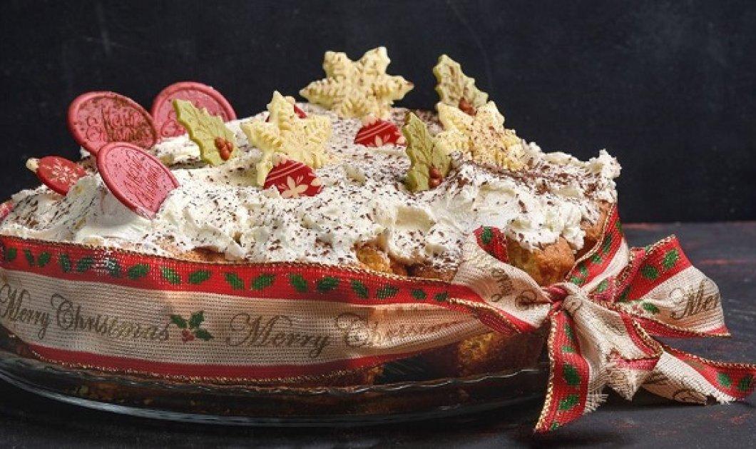 Άκης Πετρετζίκης: Λαχταριστή βασιλόπιτα cupcake για το πρωτοχρονιάτικο τραπέζι - Με βουτυρόκρεμα και μαστίχα (βίντεο) - Κυρίως Φωτογραφία - Gallery - Video