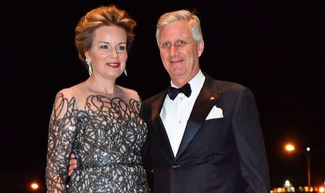 Οι μεγαλοπρεπείς εμφανίσεις του βασιλικού ζεύγους του Βελγίου για τα Χριστούγεννα: Η επίσημη φωτογράφιση & το styling για την συναυλία - Κυρίως Φωτογραφία - Gallery - Video
