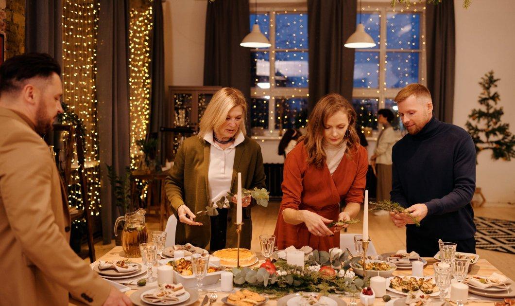 Πως θα απολαύσετε τις γιορτές κρατώντας τα κιλά μακριά; - Χρήσιμες συμβουλές για να μην κάνουμε ατασθαλίες  - Κυρίως Φωτογραφία - Gallery - Video