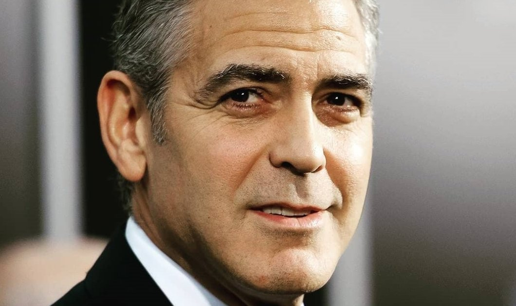 George Clooney on camera: Σφουγγαρίζω, βάζω πλυντήρια μέσα στην καραντίνα- Είμαι ο σεφ του σπιτιού (φωτό-βίντεο) - Κυρίως Φωτογραφία - Gallery - Video