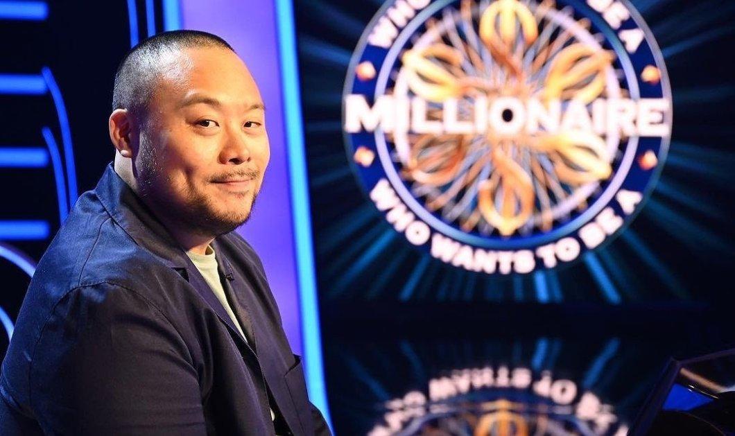 1 εκατ. δολάρια κέρδισε ο διάσημος σεφ David Chang σε τηλεπαιχνίδι! Τα δίνει όλα σε φιλανθρωπίες (φωτό- βίντεο) - Κυρίως Φωτογραφία - Gallery - Video