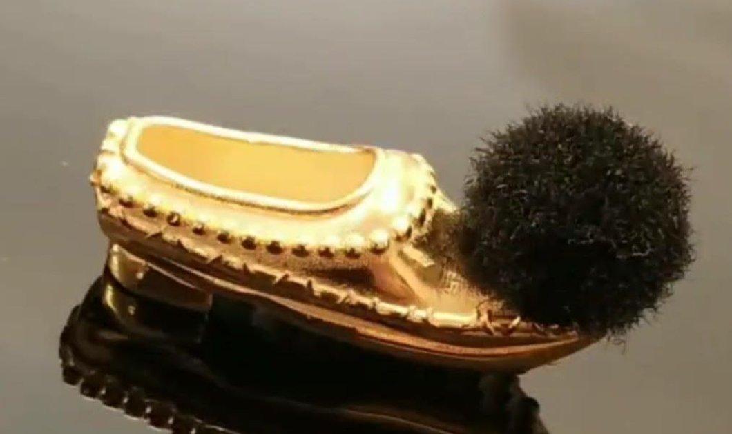 Με ενα χρυσό .... τσαρούχι υποδεχθείτε το 2021 - ''Γούρι & ποδαρικό'' μαζί για την επέτειο των 200 ετών από το 1821 - Κυρίως Φωτογραφία - Gallery - Video