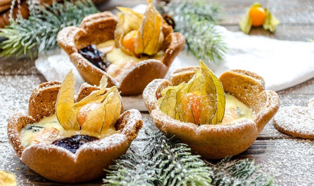 Gingerbread: Η χριστουγεννιάτικη συνταγή από το παλάτι του Buckingham - Αυτό γεύεται η βασιλική οικογένεια της Αγγλίας (φωτό & βίντεο) - Κυρίως Φωτογραφία - Gallery - Video