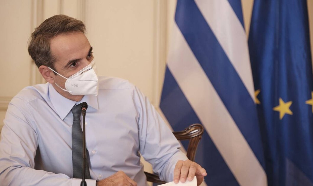 Greek Economic Summit 2020: Συζήτηση στρογγυλής τραπέζης - Ο πρωθυπουργός συνομίλησε με κορυφαίους παράγοντες της παγκόσμιας οικονομίας  - Κυρίως Φωτογραφία - Gallery - Video