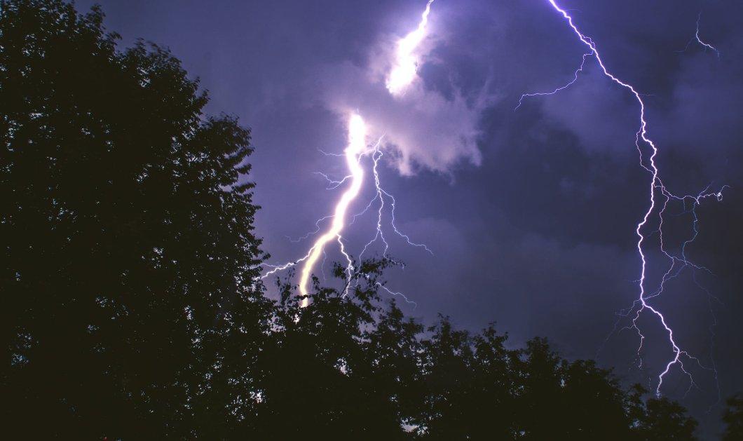 Έρχεται νέα επιδείνωση του καιρού -  Βροχές, καταιγίδες & χαλάζι από το απόγευμα (χάρτες) - Κυρίως Φωτογραφία - Gallery - Video
