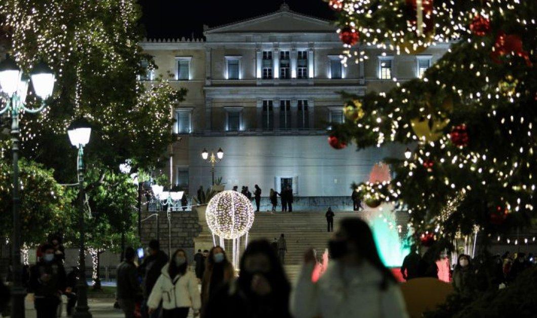 Κορωνοϊός - Ελλάδα: Παράταση περιοριστικών μέτρων σε Δ. Αττική & Κοζάνη έως 30/12 - Πρόσθετες απαγορεύσεις στις Θεσπιές - Κυρίως Φωτογραφία - Gallery - Video