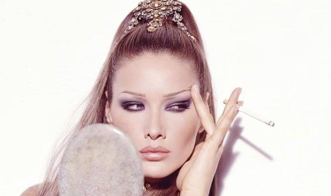 Κάρλα Μπρούνι: Τo θηλυκό top model κάπνιζε, έπινε & γλεντούσε - 30 φωτό στην πασαρέλα της Ιταλίδας που έγινε πρώτη κυρία της Γαλλίας  - Κυρίως Φωτογραφία - Gallery - Video