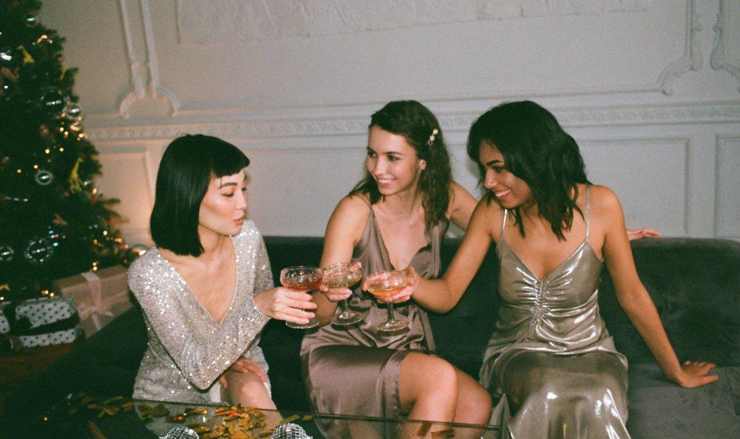 Μοναδικά φορέματα για την αλλαγή της χρονιάς - Πείτε ''αντίο'' στο 2020 πιο κομψή από ποτέ (φωτό)  - Κυρίως Φωτογραφία - Gallery - Video