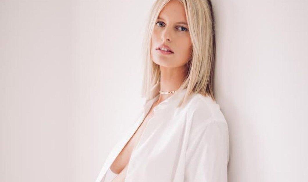 Karolina Kurkova: Το διάσημο μοντέλο περιμένει το τρίτο παιδί στα 36 της- Ποζάρει γυμνή για το εξώφυλλο του περιοδικού Glamour (φωτό) - Κυρίως Φωτογραφία - Gallery - Video