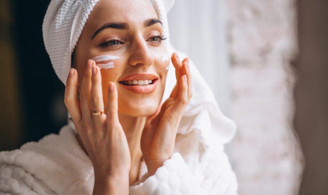 Φτιάξτε θαυματουργή σπιτική κρέμα νυκτός μόνες σας στο σπίτι - Δείτε μεγάλη διαφορά στο δέρμα σας  - Κυρίως Φωτογραφία - Gallery - Video