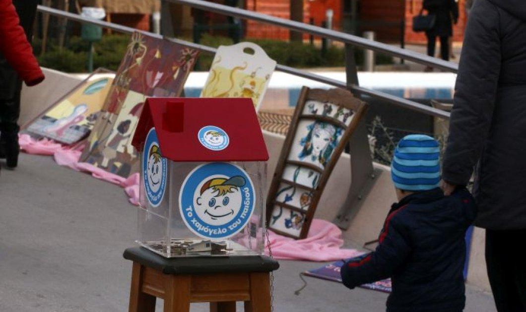 Η πρωτοβουλία ΕΛΛΑ - ΔΙΚΑ ΜΑΣ στηρίζει «Το Χαμόγελο του Παιδιού» μέσα από μια στρατηγική συνεργασία - Κυρίως Φωτογραφία - Gallery - Video