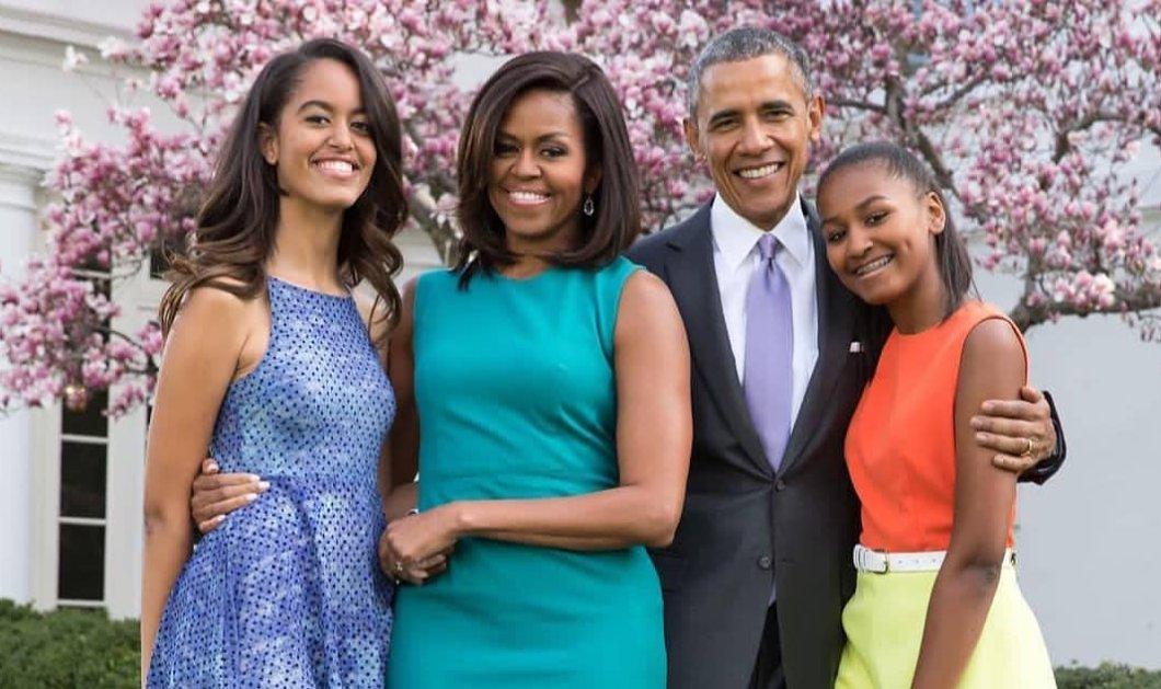O Μπαράκ Ομπάμα παραδέχτηκε: Περάσαμε καραντίνα με τον συμπαθέστατο αγαπητικό της κόρης μου Μάλια   - Κυρίως Φωτογραφία - Gallery - Video