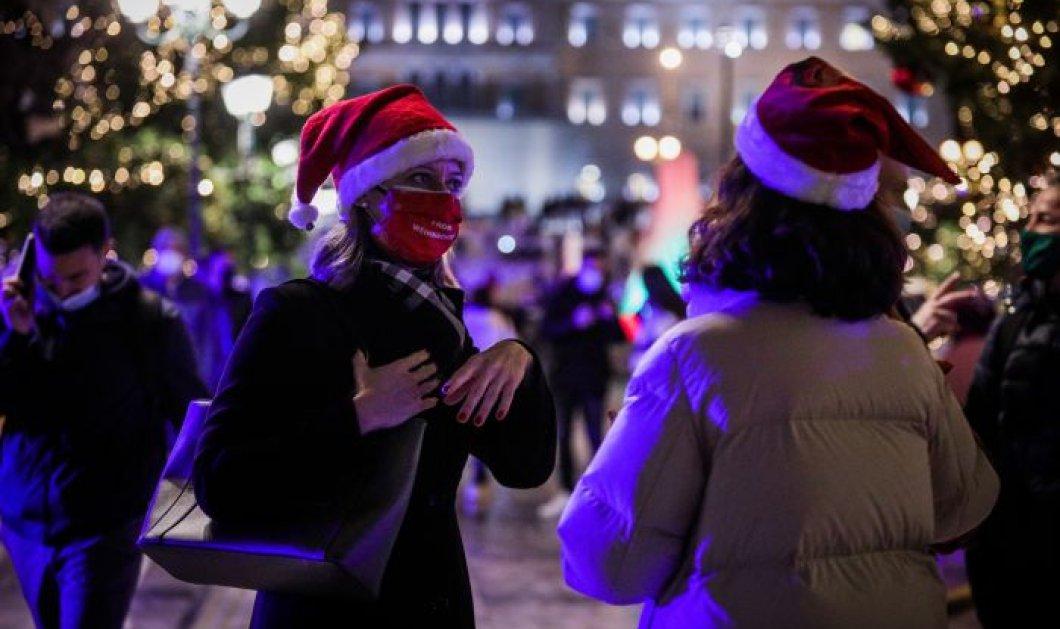 Κορωνοϊός - Χριστούγεννα 2020: Κλειστοί πέντε σταθμοί του μετρό από 17:00 έως 21:00 για αποφυγή συνωστισμών - Κυρίως Φωτογραφία - Gallery - Video