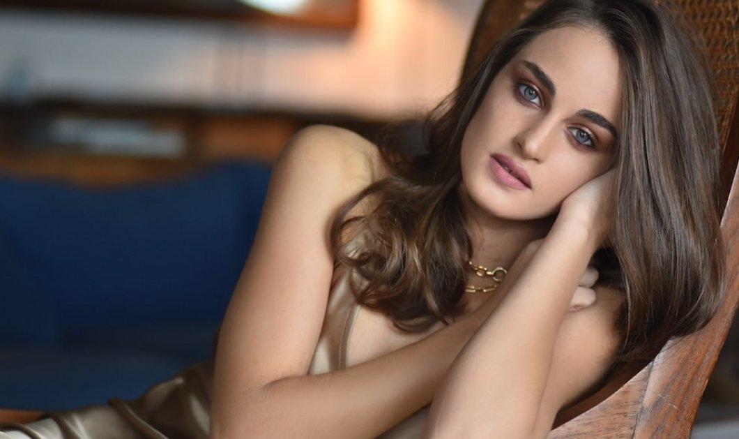 Μαρία Βοσκοπούλου: Η όμορφη κόρη της Άντζελας Γκερέκου & του Τόλη Βοσκόπουλου στην πρώτη μεγάλη συνέντευξη – φωτογράφιση (Φωτό & Βίντεο) - Κυρίως Φωτογραφία - Gallery - Video