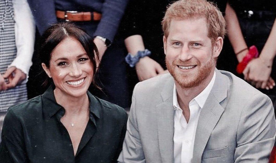 "To πρώτο podcast του πρίγκιπα Harry & της Meghan με την φωνή του μικρού τους Archie- Μας εύχεται ""Καλή χρονιά"" (βίντεο) - Κυρίως Φωτογραφία - Gallery - Video"
