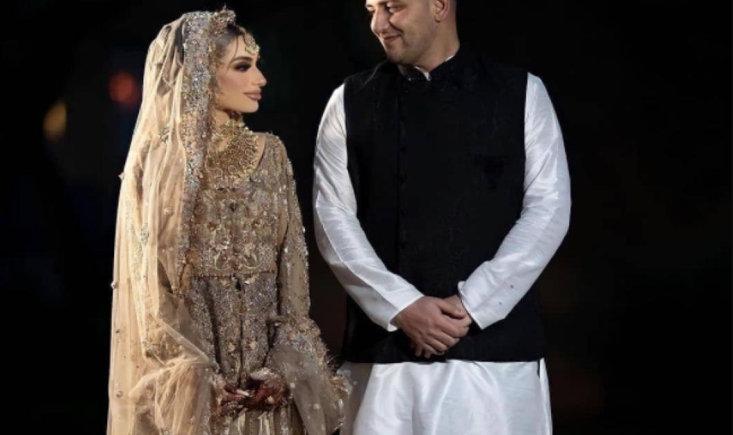 Η αδερφή του zayn malik παντρεύτηκε- Tο εντυπωσιακό νυφικό, ο γαμπρός που μπήκε φυλακή για 5 χρόνια & η αστυνομία που διέλυσε τον γάμο λόγω... Covid (φωτό) - Κυρίως Φωτογραφία - Gallery - Video