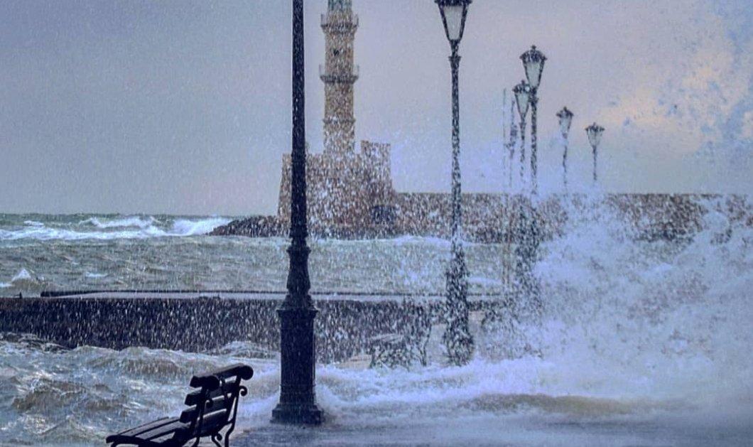 Καιρός: Συννεφιά, βροχές & άνεμοι μέχρι 7 μποφόρ στο Αιγαίο - Κυρίως Φωτογραφία - Gallery - Video