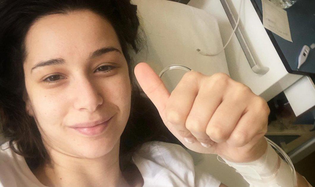 """Δημοσιογράφος Κάτια Νιάκαρη, νοσηλευόμενη με κορωνοϊό στο """"Σωτηρία"""": «Εύχομαι στους """"παντογνώστες"""" αρνητές του εμβολίου να μη νοσήσουν» (φωτό) - Κυρίως Φωτογραφία - Gallery - Video"""