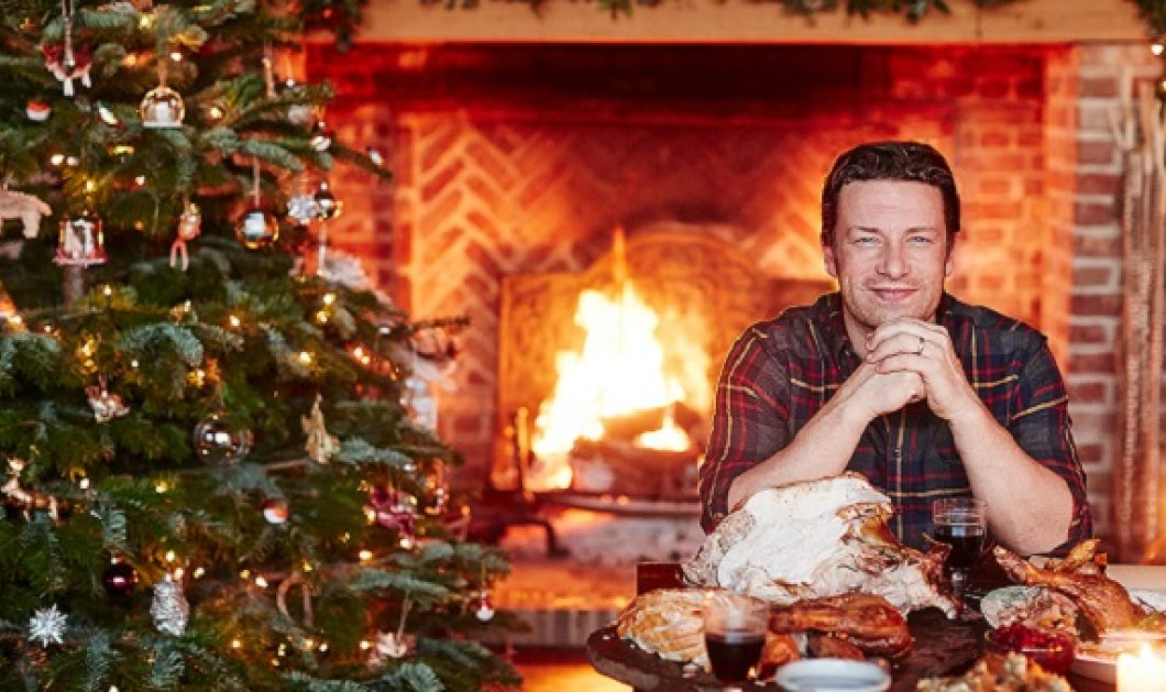 Το πιο εορταστικό ποτό: Ζεστό κρασί με μοσχοκάρυδο και κανέλα από τον Jamie Oliver - Κυρίως Φωτογραφία - Gallery - Video