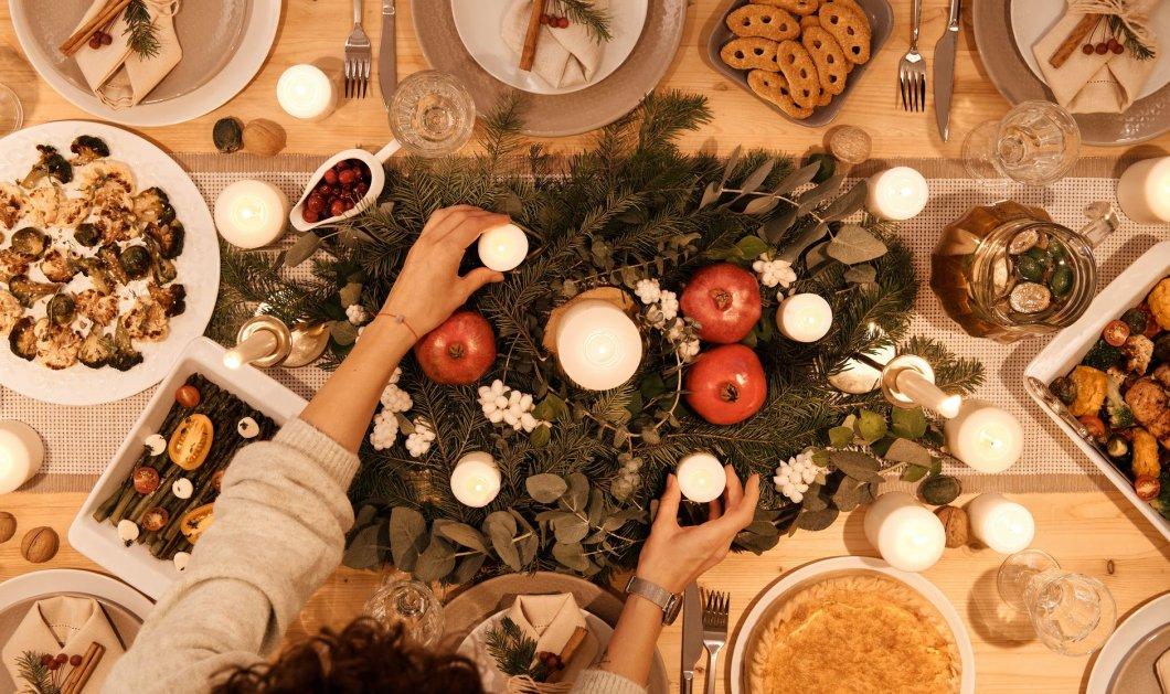 Μπορούμε να παραμείνουμε fit στη διάρκεια των γιορτών; - Εύκολα tips για να μην πάρετε βάρος - Κυρίως Φωτογραφία - Gallery - Video