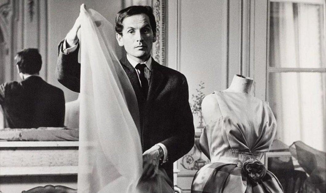 Ο κόσμος της μόδας υποκλίνεται και αποχαιρετά τον Pierre Cardin: Ήταν από τους πρώτους δημιουργούς που οραματίστηκαν το μέλλον (φωτό) - Κυρίως Φωτογραφία - Gallery - Video