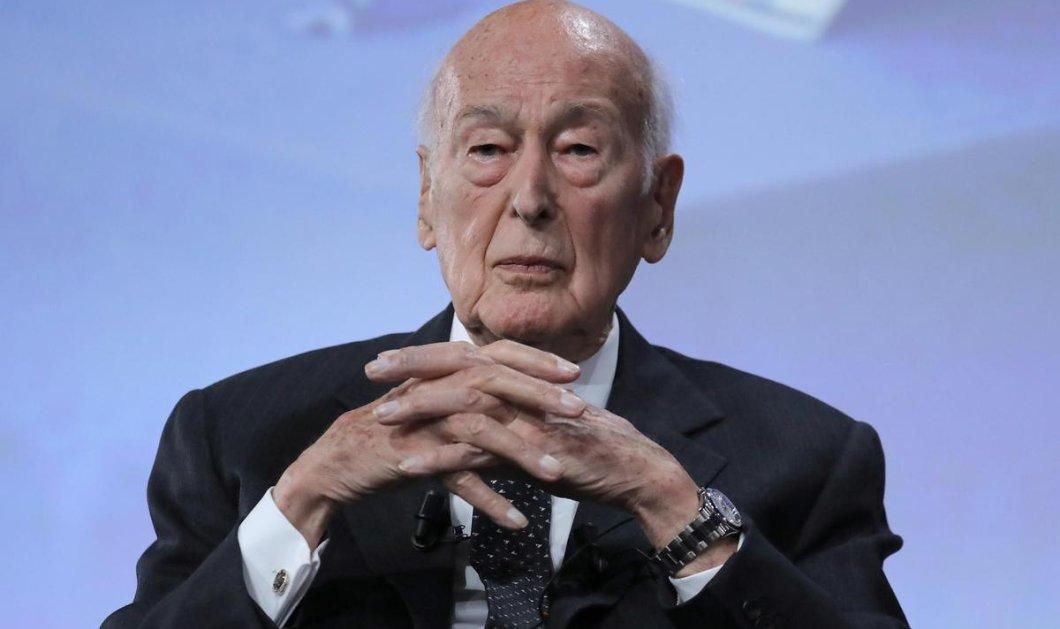 Valéry Giscard d'Estaing: Ο φλογερός φιλοευρωπαίος, ο μεγάλος φιλέλληνας - Έστρεψε την Ελλάδα & την Ευρώπη προς το κέντρο  - Κυρίως Φωτογραφία - Gallery - Video