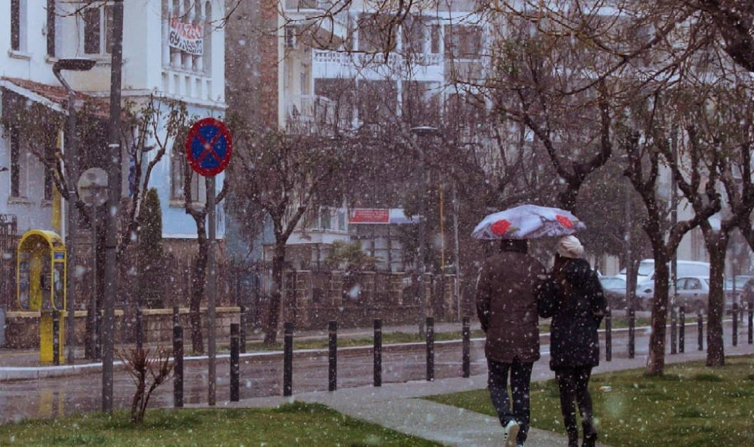 Καιρός: Βροχερή Κυριακή με καταιγίδες &  χιόνια στα ορεινά  - Κυρίως Φωτογραφία - Gallery - Video