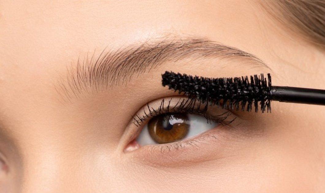 Βάλτε σωστά την μάσκαρα & κάντε το βλέμμα σας υπέροχο- Τα πιο συχνά λάθη στην εφαρμογή της & tips για τέλειες βλεφαρίδες - Κυρίως Φωτογραφία - Gallery - Video