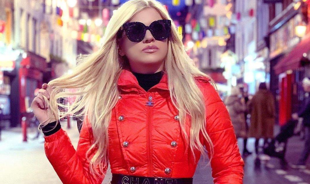"""Υπερθέαμα με γυαλιά ηλίου πάντα: Η ξανθιά """"The real Fashion Blogger"""" - Dior & Chanel ποντάρουν στο κορίτσι μυστήριο (Φωτό)  - Κυρίως Φωτογραφία - Gallery - Video"""