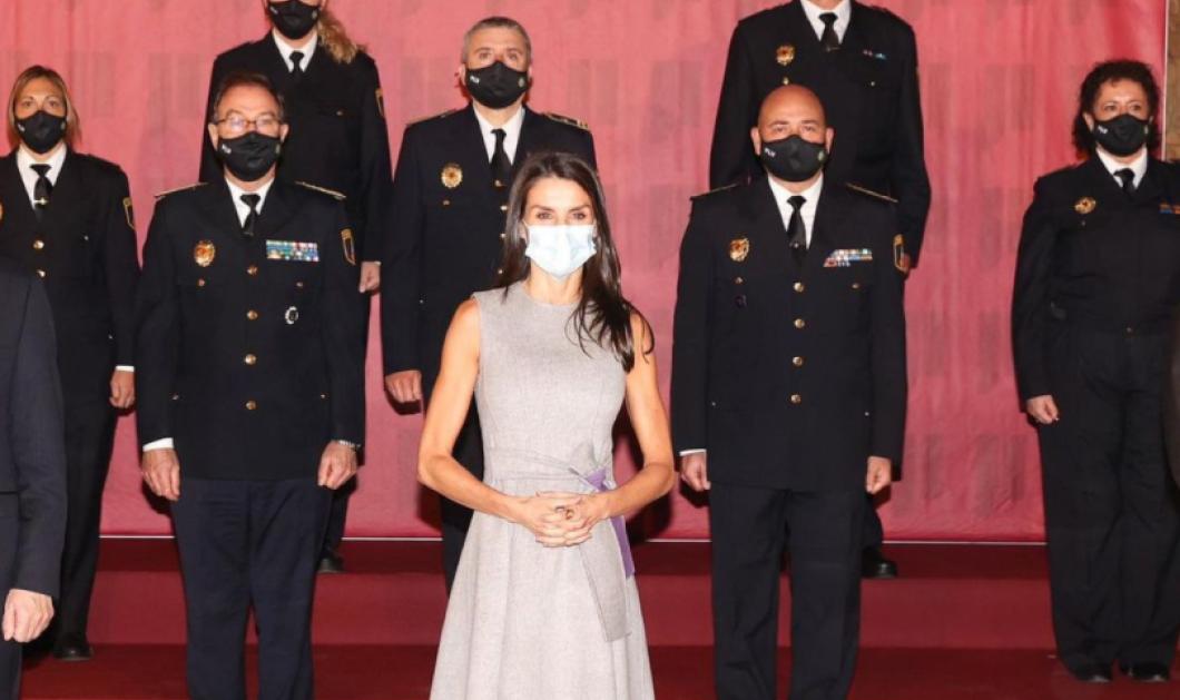Βασίλισσα Λετίσια: Το σημερινό της φουστάνι αποκαλύπτει την γράμμωση και τα πολύ γυμνασμένα χέρια της (φωτό) - Κυρίως Φωτογραφία - Gallery - Video