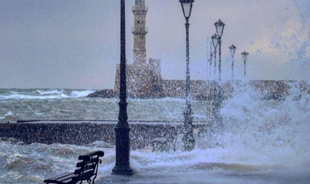 Άστατος ο καιρός και σήμερα Πέμπτη - Βροχές, καταιγίδες & θυελλώδεις άνεμοι έως 9 μποφόρ - Κυρίως Φωτογραφία - Gallery - Video