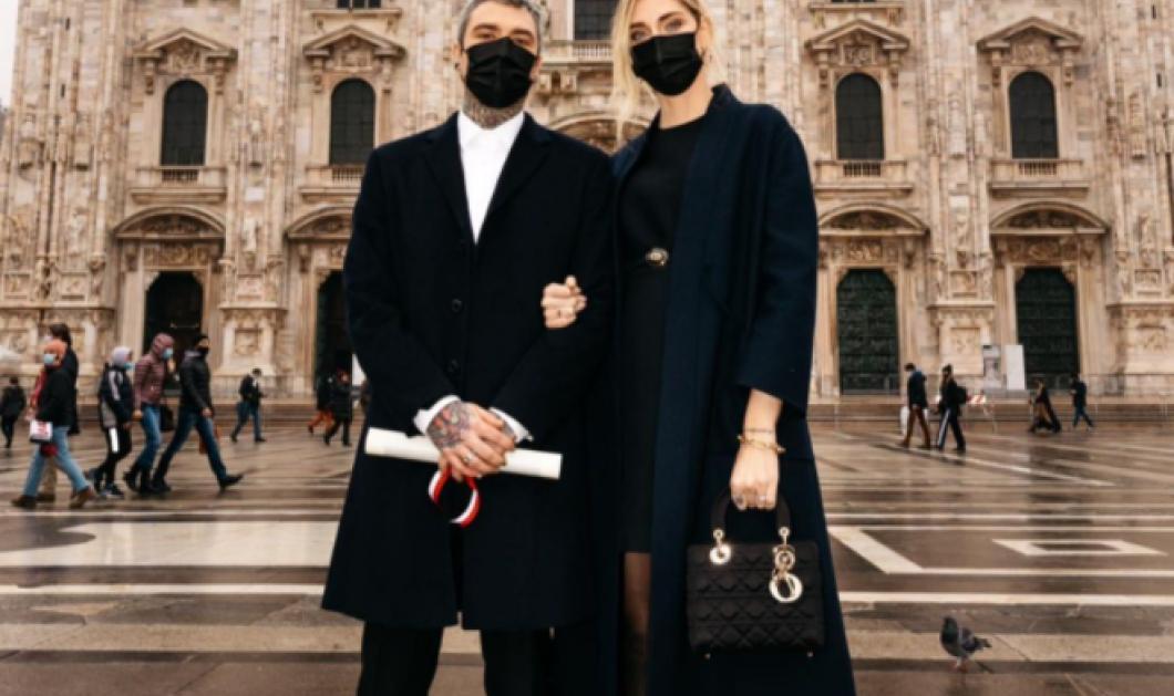 Kιάρα Φεράνι: Η πασίγνωστη Influencer και ο σύζυγος της ''έχτισαν'' μια ολόκληρη εντατική συγκεντρώνοντας χρήματα από τους θαυμαστές τους - Έλαβαν τιμητική διάκριση (φωτό) - Κυρίως Φωτογραφία - Gallery - Video