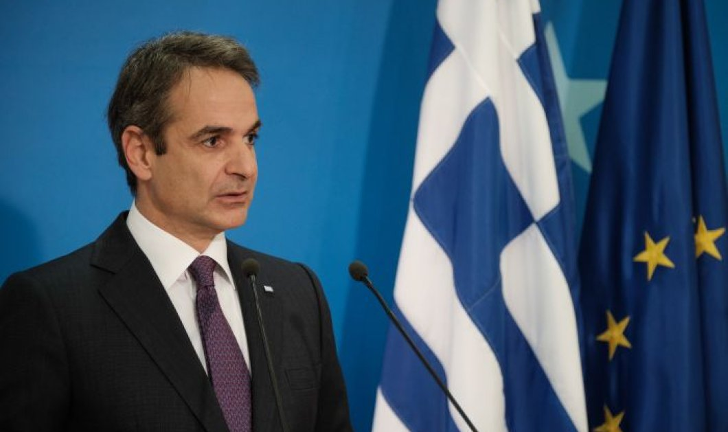 Κυρ. Μητσοτάκης: Η απειλή των κυρώσεων είναι το καλύτερο εργαλείο που έχουμε στη διάθεσή μας (φωτό & βίντεο) - Κυρίως Φωτογραφία - Gallery - Video
