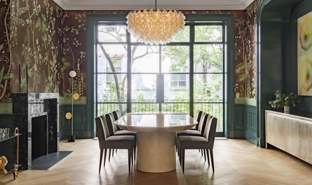 """Ανυπομονείτε για τη στιγμή που θα κάνετε Dinner Party ξανά; - Δείτε αυτές τις εντυπωσιακές τραπεζαρίες & ετοιμαστείτε για τη """"μεγάλη στιγμή"""" (φώτο) - Κυρίως Φωτογραφία - Gallery - Video"""