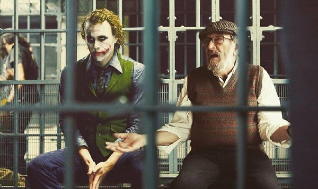 Γιος κάνει photoshop τον πατέρα του και είναι ότι καλύτερο! Κορνάρει στους Beatles, συμβουλεύει τον Joker, τον ζωγραφίζει ο Bob Ross (φωτό) - Κυρίως Φωτογραφία - Gallery - Video