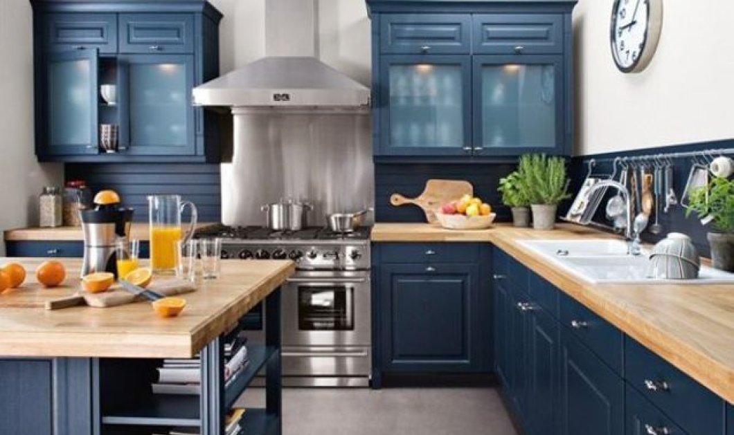 """Αυθεντικό στυλ που ξεχωρίζει: 35 ιδέες για να δώσετε """"αέρα εξοχής"""" στην κουζίνα σας (φώτο) - Κυρίως Φωτογραφία - Gallery - Video"""