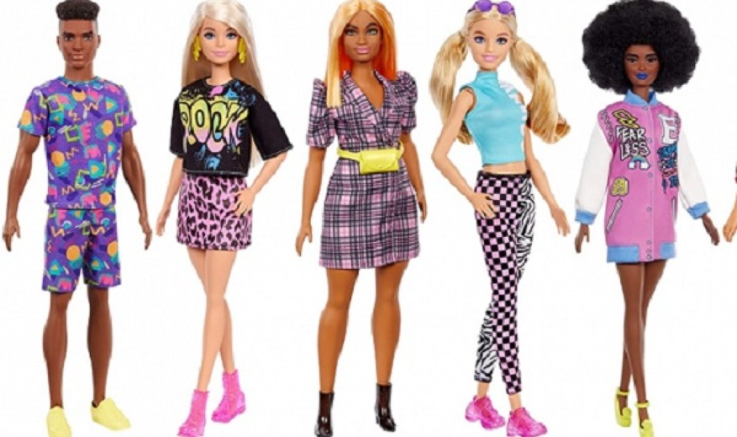 Η Barbie το Κορυφαίο Εμπορικό Σήμα Παιχνιδιού Παγκοσμίως για το 2020 - Παρουσιάζει τη νέα σειρά Barbie Fashionista 2021 (φωτό) - Κυρίως Φωτογραφία - Gallery - Video