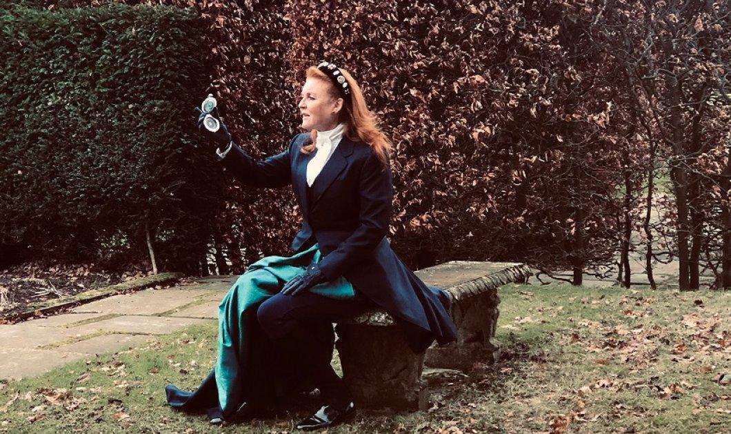"""""""Η καρδιά της για μία πυξίδα"""" : Το νέο βιβλίο της Σάρα Φέργκιουσον είναι ιστορικό μυθιστόρημα εμπνευσμένο από τα ταξίδια της Lady Margaret - της προ-προ θείας της (φώτο-βίντεο)  - Κυρίως Φωτογραφία - Gallery - Video"""