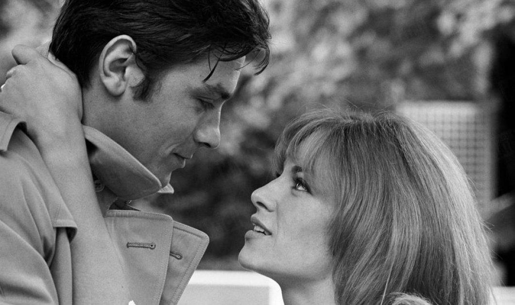Ναταλί & Αλέν Ντελόν: Ο μεγάλος έρωτας & το θυελλώδες διαζύγιο - Η συναρπαστική ιστορία αγάπης σε 19 σπάνιες φώτο  - Κυρίως Φωτογραφία - Gallery - Video