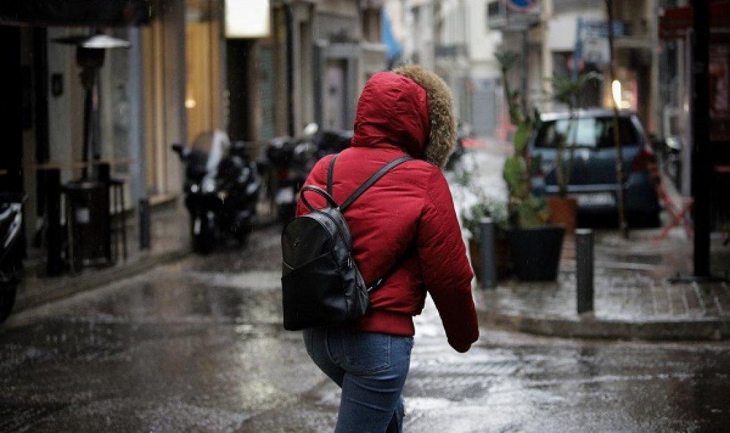 Καιρός: Νεφώσεις, βροχές & καταιγίδες σήμερα - Ανεβαίνει λίγο η θερμοκρασία - Κυρίως Φωτογραφία - Gallery - Video