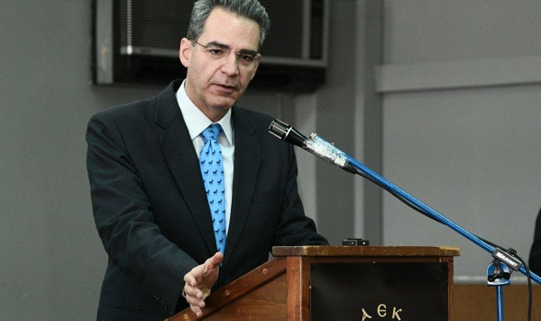 Το who is who του καθηγητή Άγγελου Συρίγου - Αυτός είναι ο νέος υφυπουργός για θέματα Ανώτατης Εκπαίδευσης - Κυρίως Φωτογραφία - Gallery - Video