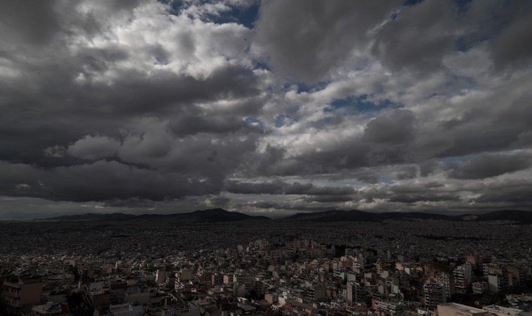 Έκτακτο δελτίο από την ΕΜΥ: Έρχονται βροχές, καταιγίδες & χαλαζοπτώσεις - Θα χτυπήσουν και την Αττική - Κυρίως Φωτογραφία - Gallery - Video