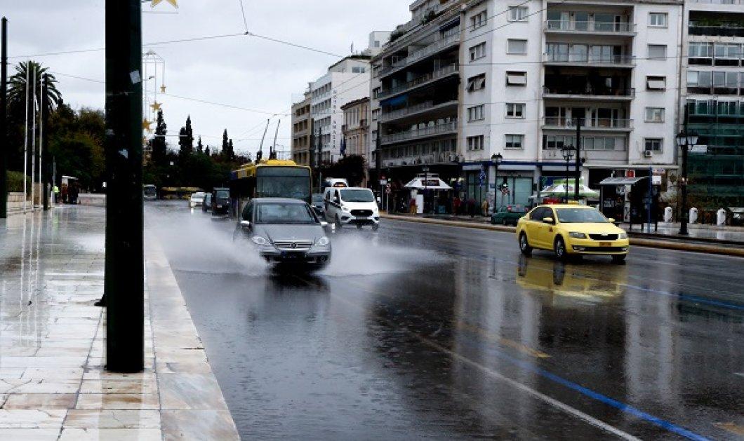 Χαλάει ο καιρός από το απόγευμα: Βροχές, καταιγίδες & χαλαζοπτώσεις - Που θα είναι έντονα τα φαινόμενα - Κυρίως Φωτογραφία - Gallery - Video