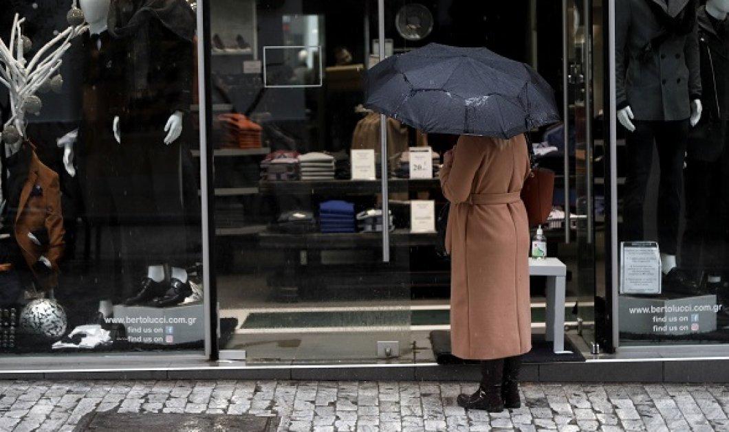 Καιρός: Βροχές, καταιγίδες και ισχυροί άνεμοι σήμερα - Που θα χιονίσει; - Κυρίως Φωτογραφία - Gallery - Video