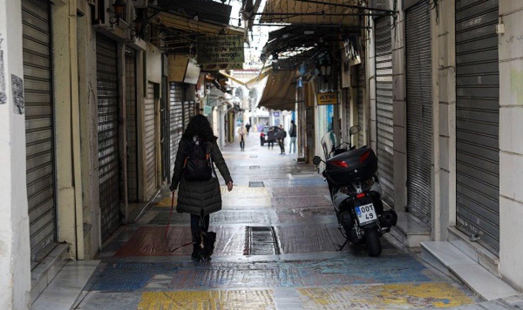 Κορωνοϊός: Νέο lockdown στην Ελλάδα - Αυστηρά μέτρα από αύριο - Τέλος σε κομμωτήρια και click away - Κυρίως Φωτογραφία - Gallery - Video