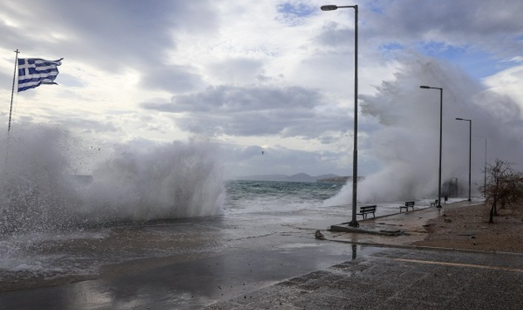Έκτακτο δελτίο επιδείνωσης από την ΕΜΥ: Χαλάει πάλι ο καιρός - Έρχονται βροχές, καταιγίδες & Θυελλώδεις άνεμοι - Κυρίως Φωτογραφία - Gallery - Video
