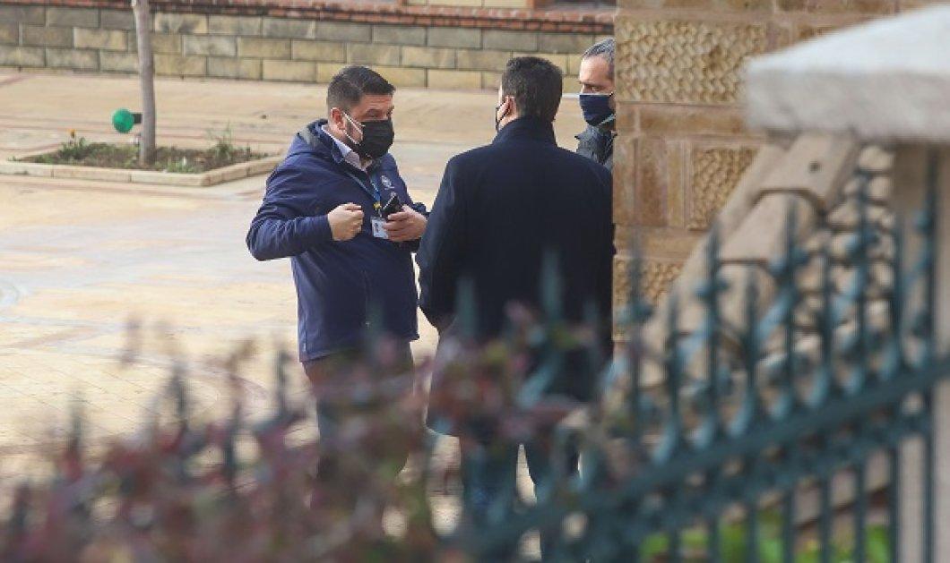 Θεσσαλονίκη: Ιερείς θετικοί στην νοτιοαφρικανική μετάλλαξη του covid - Έκτακτη σύσκεψη Χαρδαλιά - Αρκουμανέα (φωτό & βίντεο) - Κυρίως Φωτογραφία - Gallery - Video