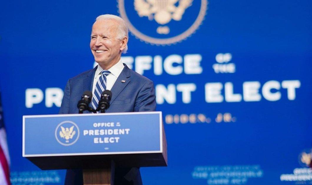 Και επίσημα 46ος πρόεδρος των ΗΠΑ ο Τζο Μπάιντεν- Επικυρώθηκε από το Κογκρέσο η εκλογή του - Κυρίως Φωτογραφία - Gallery - Video