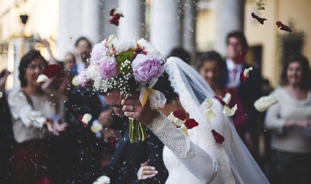 Ο κωνσταντίνος και η Ειρήνη παντρεύτηκαν με μάσκες - Ο πρώτος γάμος του 2021 με ελάχιστους καλεσμένους στη θεσσαλονίκη (φωτό) - Κυρίως Φωτογραφία - Gallery - Video